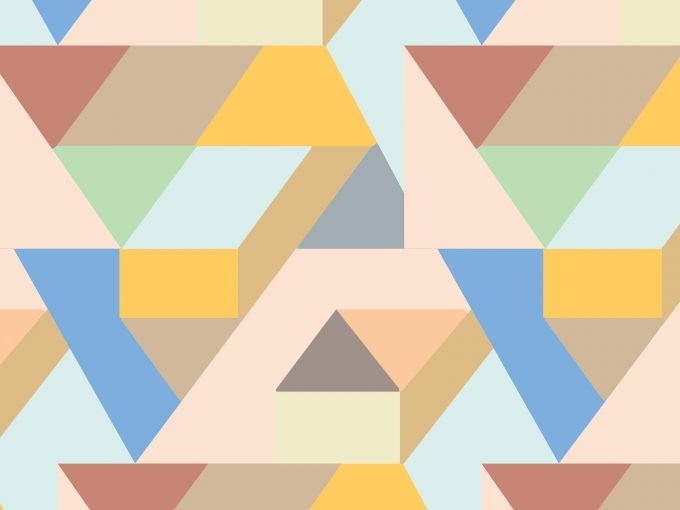 Geometrical Shapes PPT Backgrounds