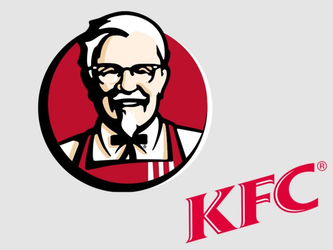 KFC Fast Food Brand PPT Backgrounds
