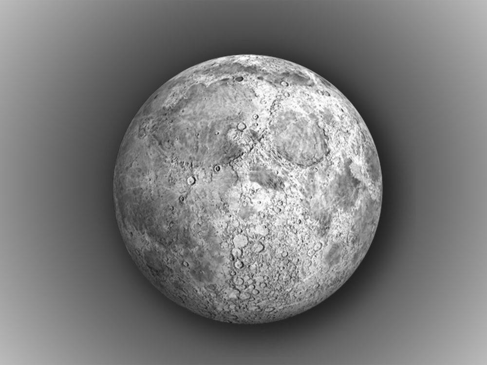 Moon Light Powerpoint Templates