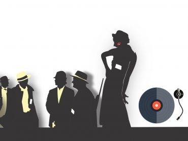 Music Gangsters Silhouettes