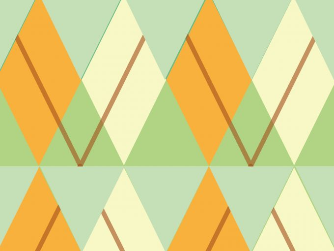 Pine Shadow PPT Backgrounds