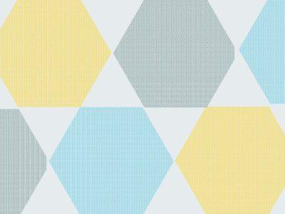 Polka Pattern Powerpoint Templates