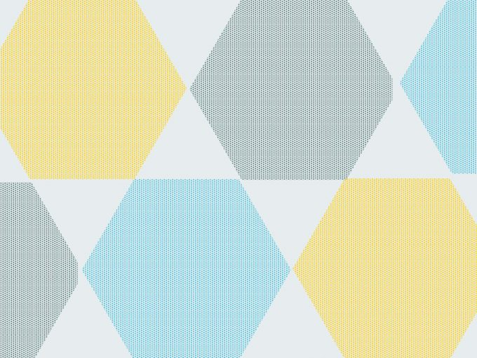 Polka Pattern PPT Backgrounds