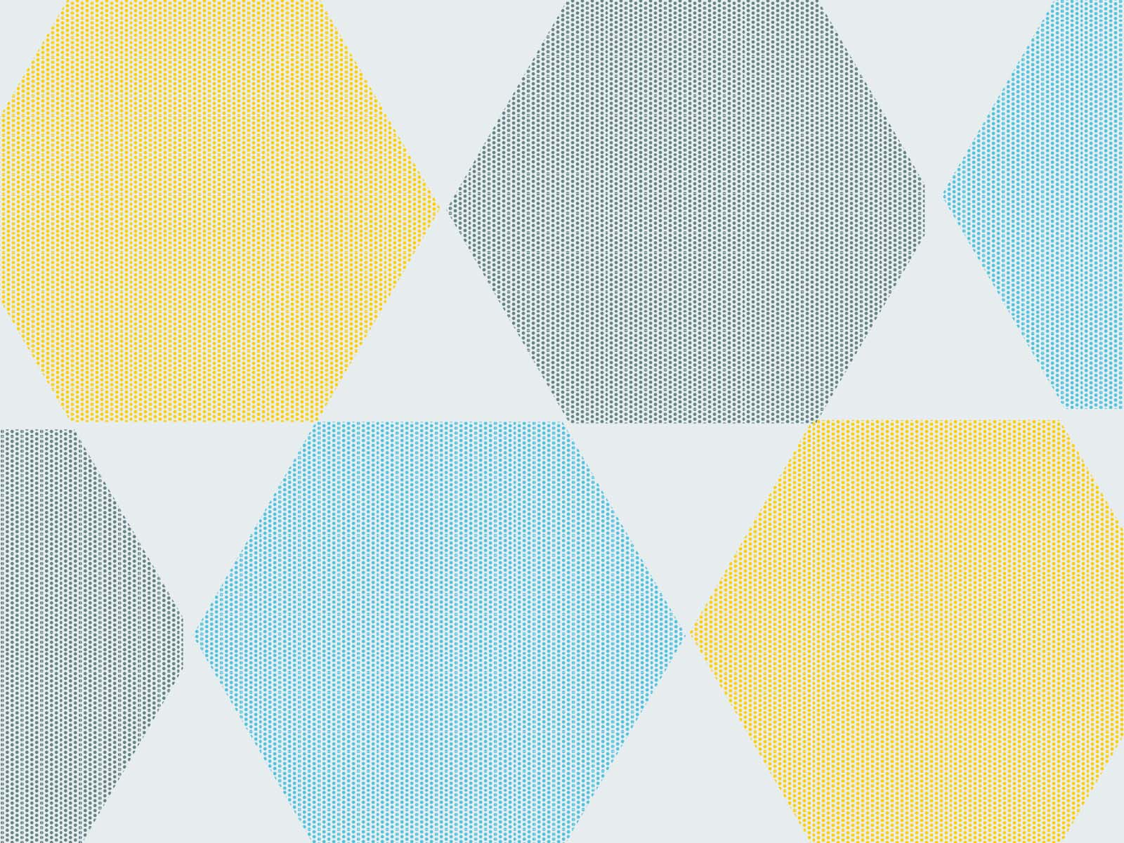 Polka Pattern Powerpoint Templates