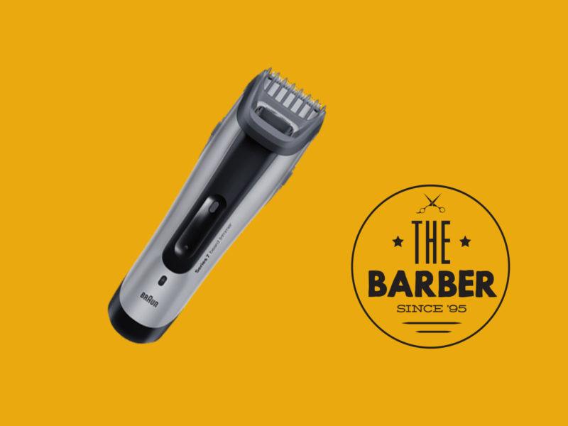 Shaving Machine Powerpoint Backgrounds