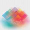 Colorful Rectangular Form Background