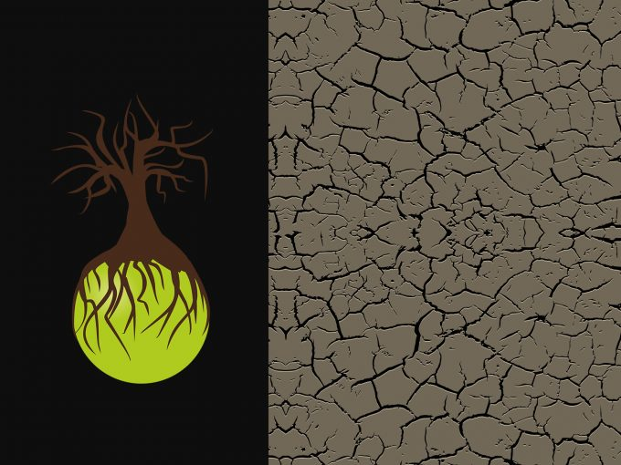 Drought and Climate Changes PPT Backgrounds