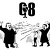 G8 World's Leaders Meeting PPT Backgrounds