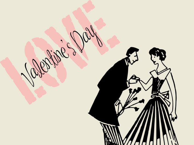 Love Valentine's Day PPT Backgrounds