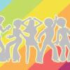 People Dancing Powerpoint Templates