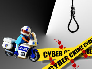 Police Cyber Crime Background