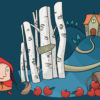 Red Riding Hood Powerpoint Backgrounds