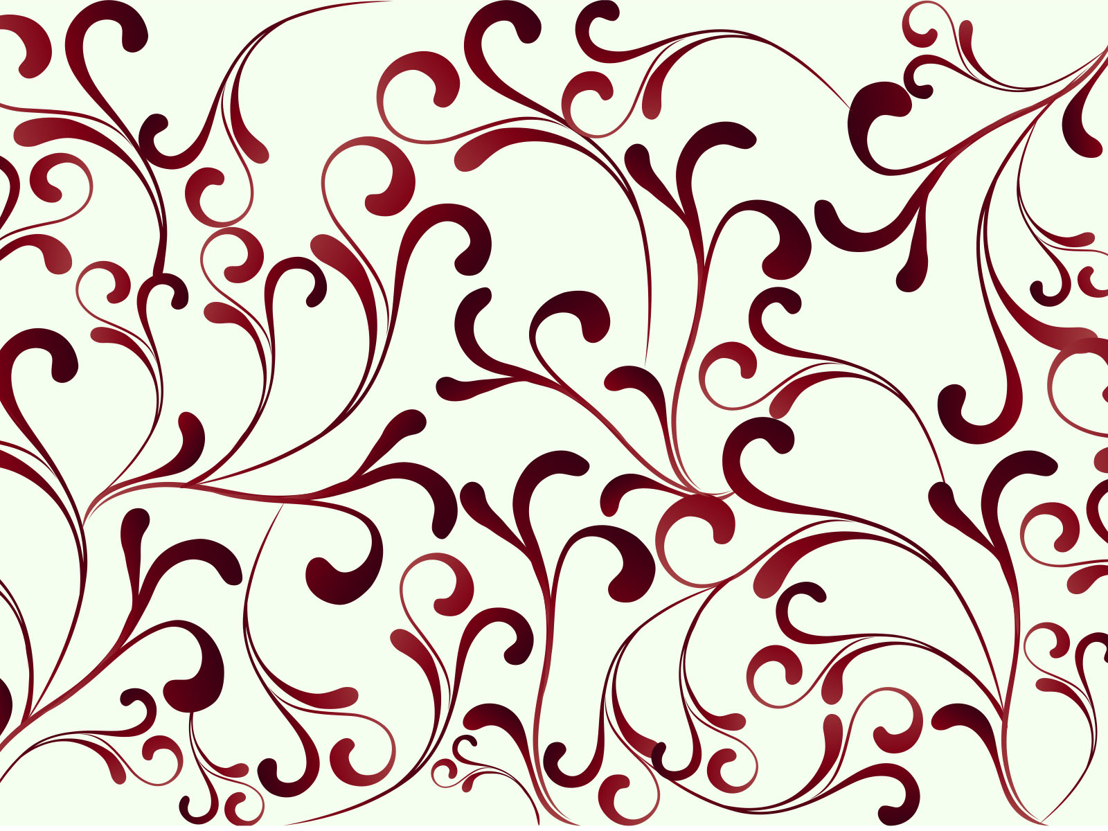 Swirls Pattern Powerpoint Templates