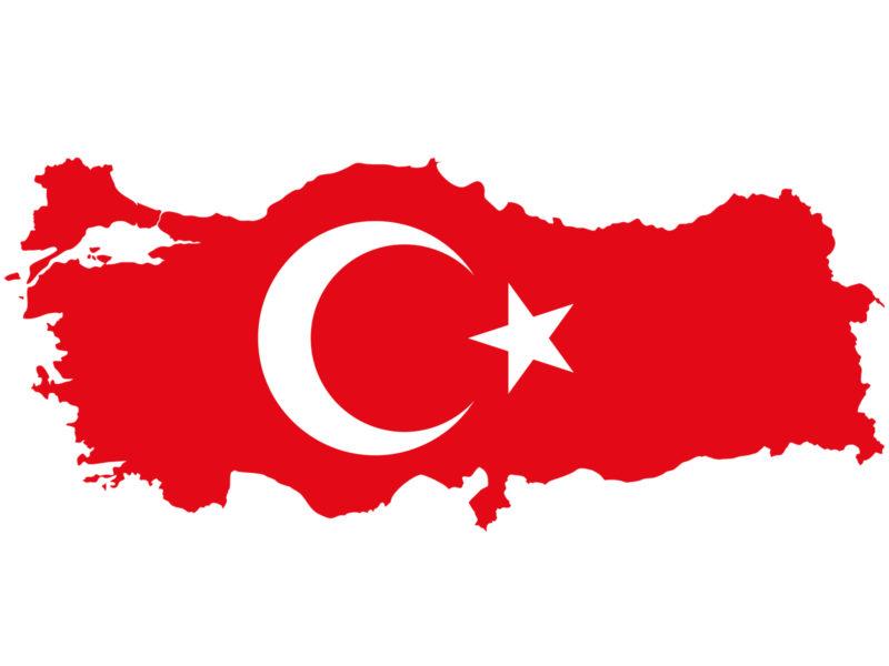 Turkey Boarder Powerpoint Background