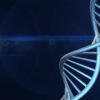 DNA Chains Powerpoint Background