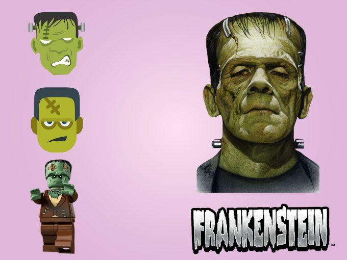 Frankenstein PPT Backgrounds