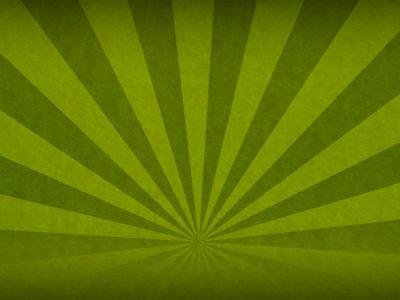 Green Sunbeam Powerpoint Backgrounds