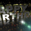 Happy Birthday PPT Templates