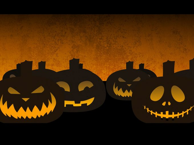 Pumpkins PPT Backgrounds