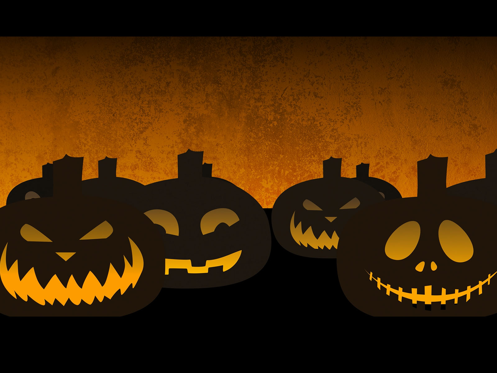 Pumpkins Powerpoint Background