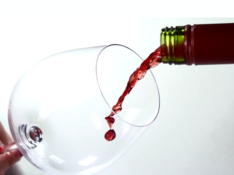 Red Wine PPT Background