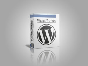 Wordpress Software Book Powerpoint Background
