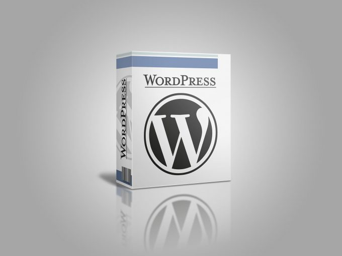 WordPress Software Book PPT Backgrounds