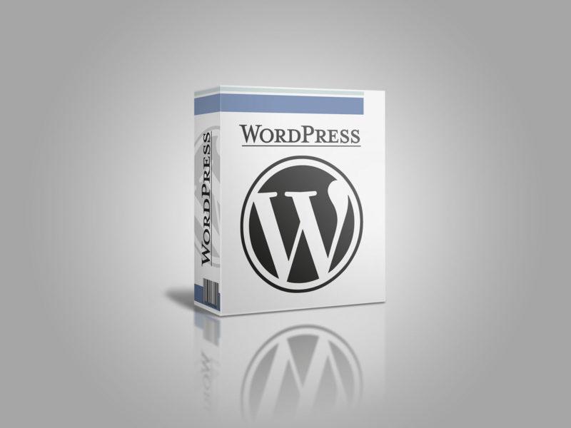 Wordpress Software Book Powerpoint Background