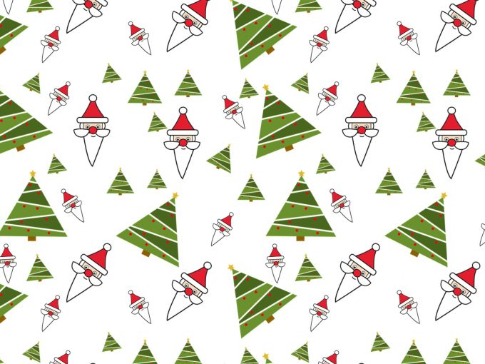 Happy Christmas PPT Backgrounds