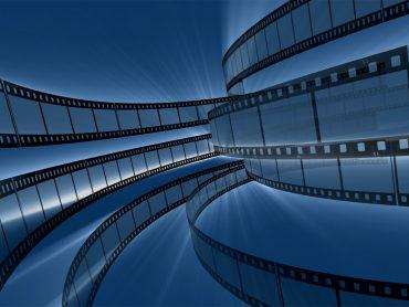 Rotating Film Reels