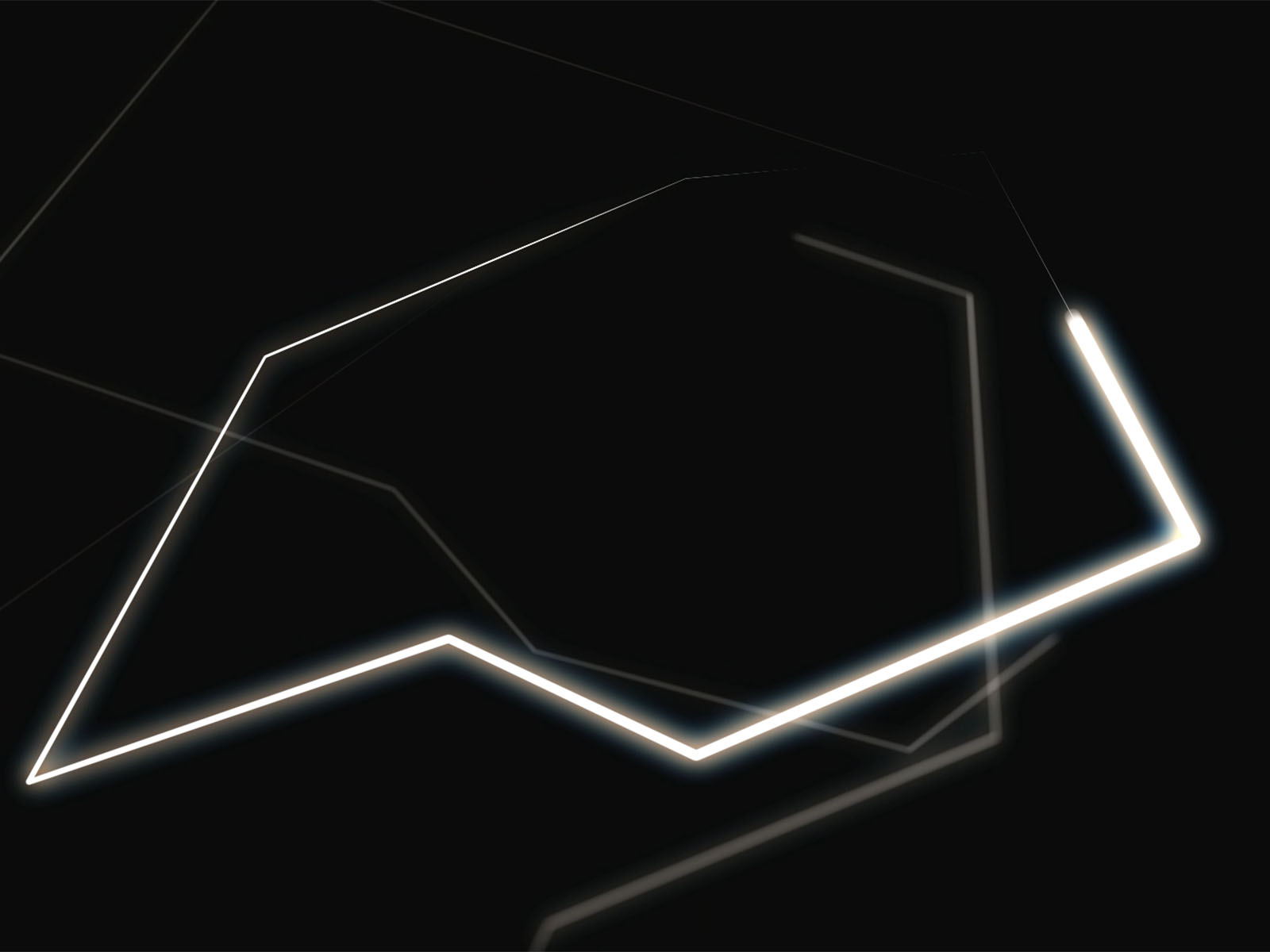 White Lines Abstract Backgrounds