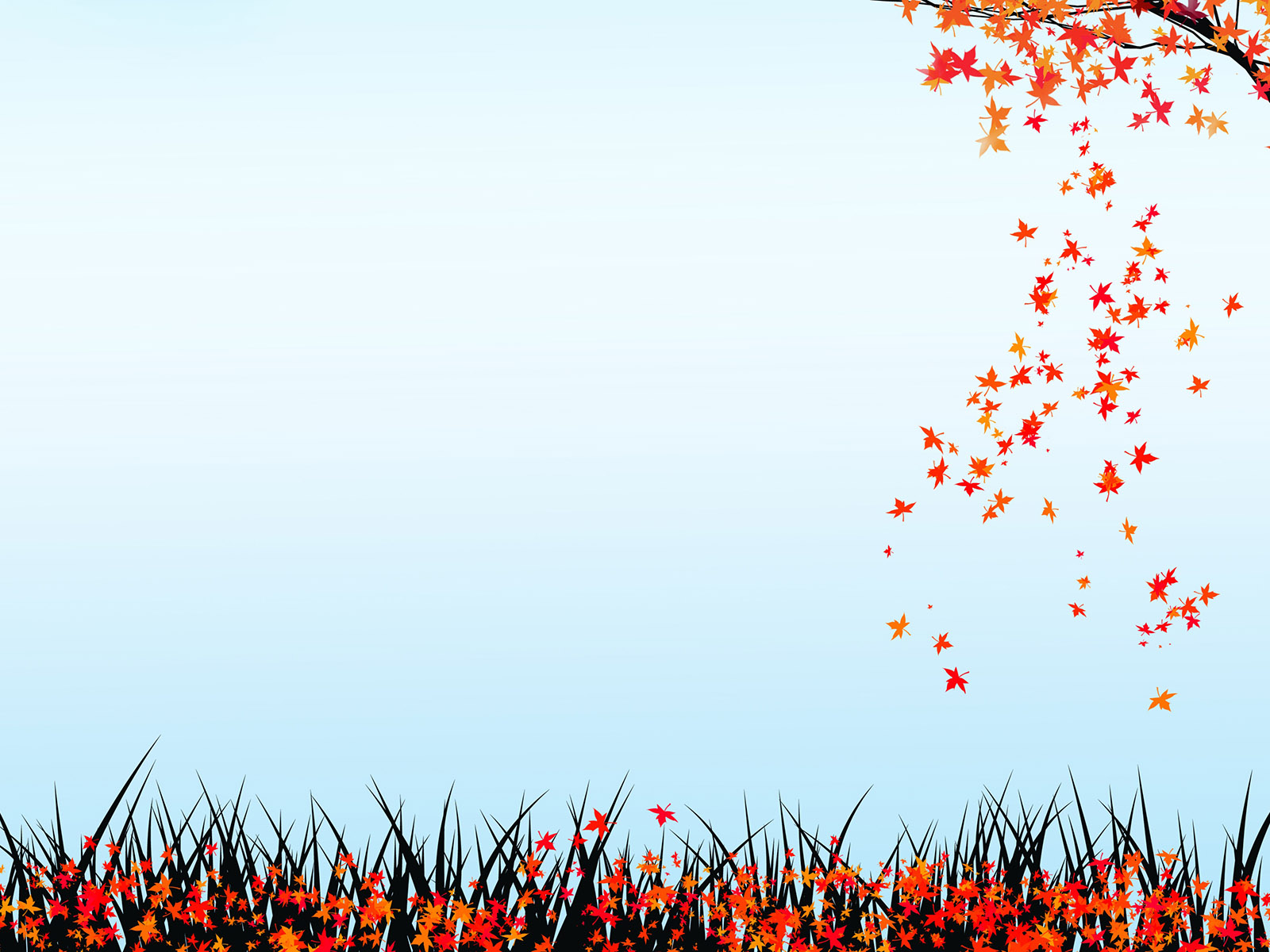 Autumn Nature Backgrounds Holiday Nature Templates
