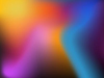 Rainbow Pattern PPT Grounds