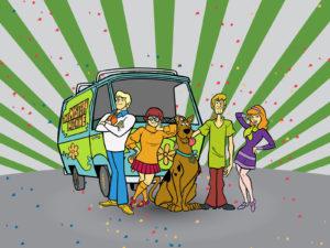 Scooby Doo Cartoon Templates