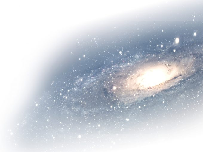 Space Galaxy PPT Backgrounds