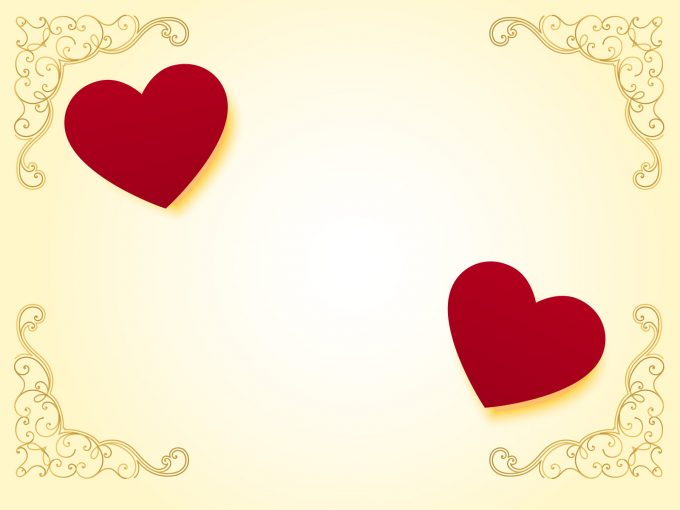 Sweet Valentine Day PPT Backgrounds