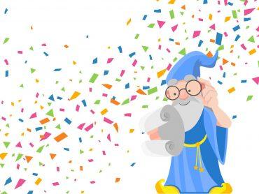 Wizard Confetti