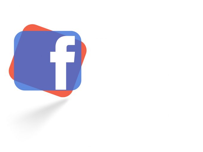 Facebook Logo PPT Backgrounds