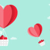Love Air balloons backgrounds