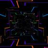 3d Animation of digital Futuristic
