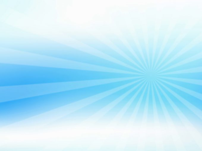 Sunburst on gradient PPT Backgrounds