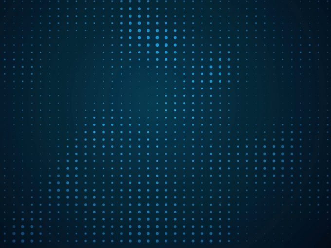 Blue Lights in Gride PPT Backgrounds