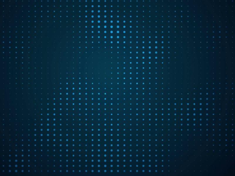 Blue Lights in Gride
