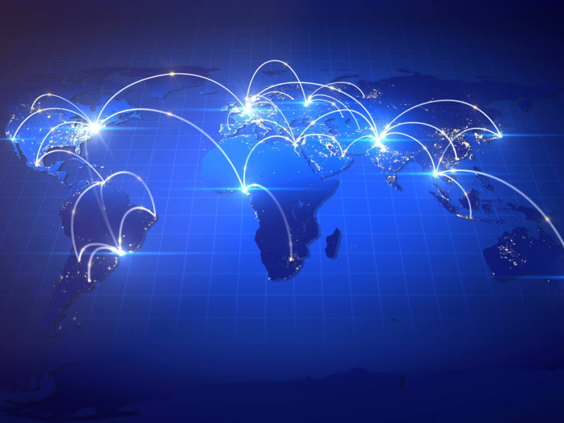 Growing Global Business Network