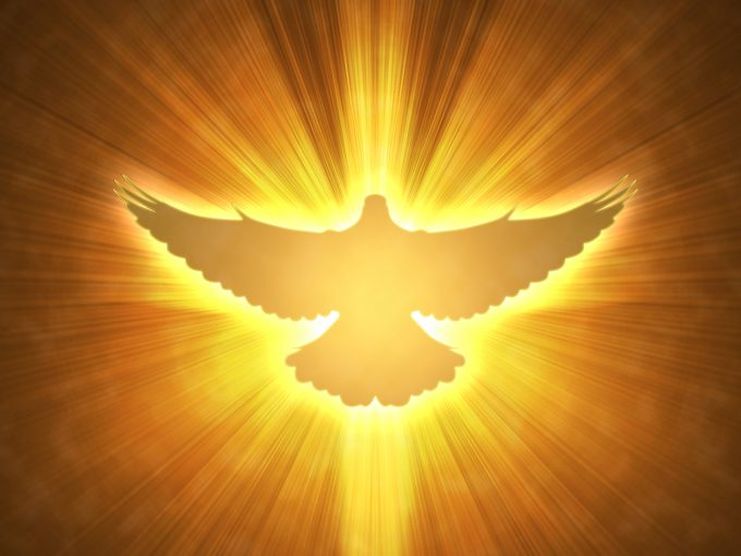 Holy Spirit PPT Backgrounds