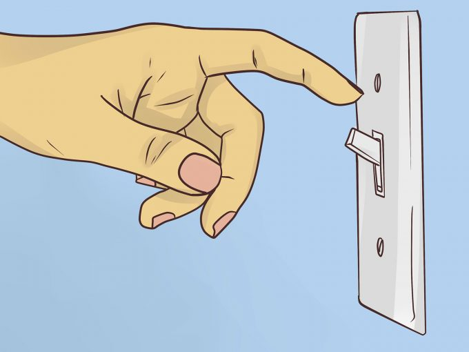 Light Switch PPT Backgrounds
