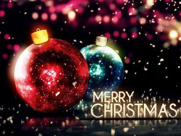 Merry Christmas Colorful
