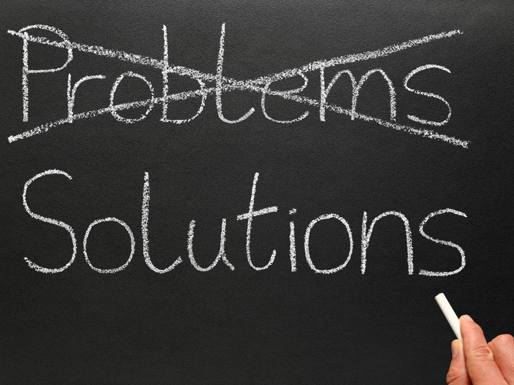 Problems or Solutions