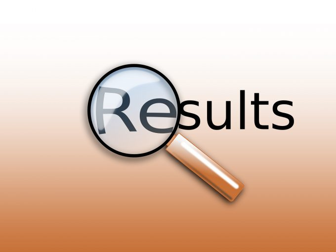 Results presentation PPT Backgrounds