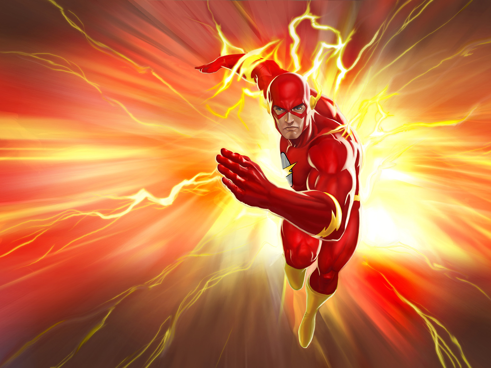 The Flash Man
